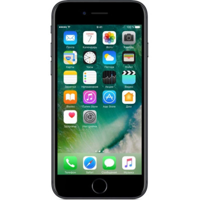 Apple iPhone 7 128GB Jat Black